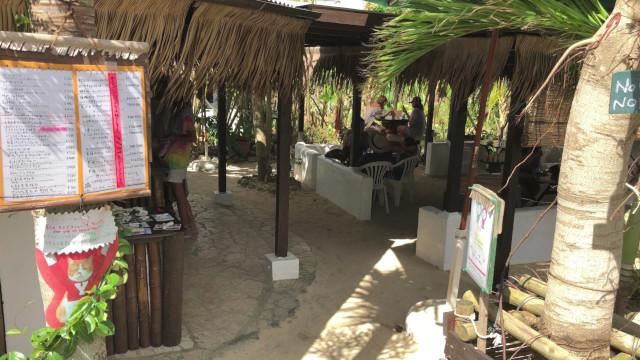 パニパニ 来間島カフェ
